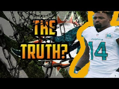 THE HIDDEN REASON THAT THE MIAMI DOLPHINS WONT SIGN JARVIS LANDRY TO A NEW CONTRACT?!!?