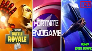 Fortnite Avengers Endgame| Avengers Endgame Skins & Rewards