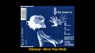 Odyssey - Move Your Body (Cotton Mix)(Remixes Vol.1)