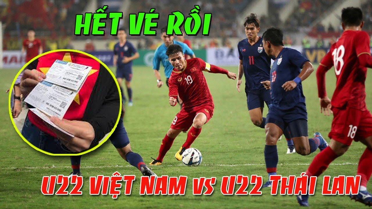 Seagame 30 | U22 Việt Nam vs U22 Thái Lan, có tiền cũng không mua được vé | SẮC MÀU BÓNG ĐÁ