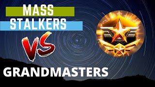 StarCraft 2 : MASS STALKER versus GrandMasters | Beating GrandMasters With stupid stuff EP #3|