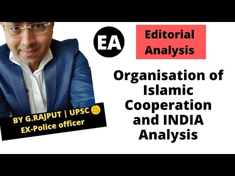 Organisation For Islamic Cooperation | 1st January