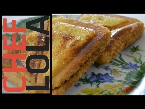 Honey-Butter Toast Recipe - Chef Lola