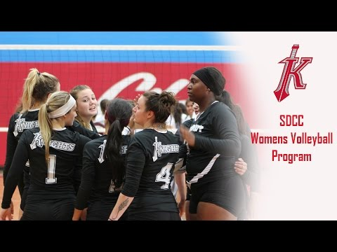 San Diego City College Knights Womens Volleyball Program