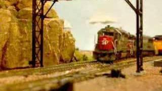 Trains Across America - Part 11B