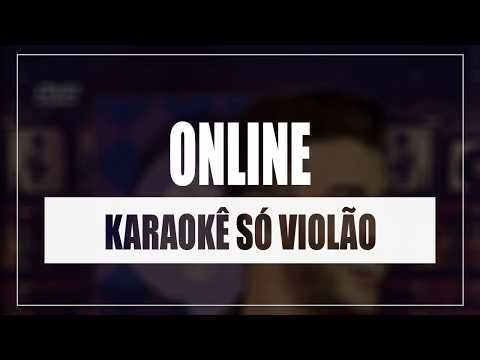 gusttavo-lima---online- -karaokÊ-sÓ-violÃo