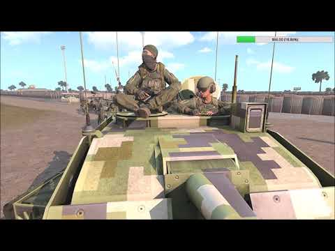 Operation Bleeding Crown: Arma 3 Zeus British Commando Ops Part 1