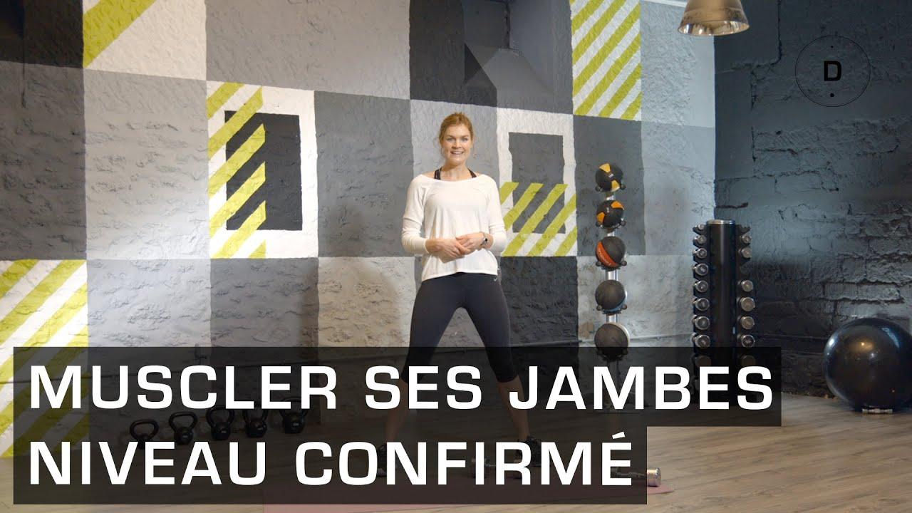 fitness master class affiner ses jambes niveau confirm. Black Bedroom Furniture Sets. Home Design Ideas