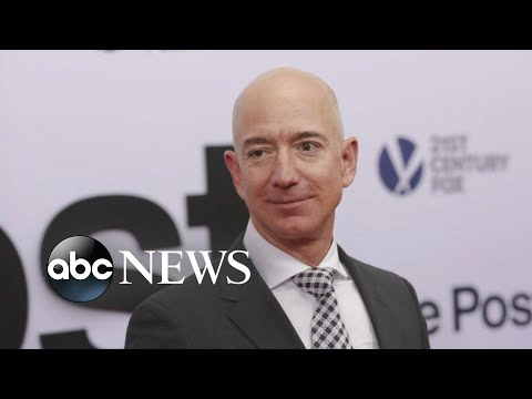 Federal prosecutors are looking into blackmail claims by Jeff Bezos Mp3