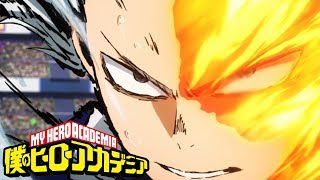 Deku vs Todoroki | My Hero Academia