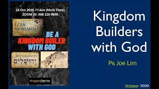 Kingdom Builders - Part 1