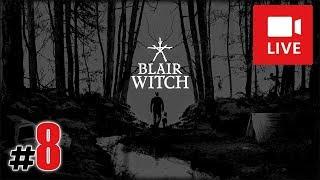 """[Archiwum] Live - BLAIR WITCH (4) - [2/3] - """"Psychodeliczny dom"""""""