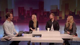 Hotel Cæsar - Høydepunkter: Goggen er tilbake Dagbladet var med da TV 2s dramasatsing Frikjent ble spilt inn i Årdal i fjor vår. Video: Thomas Rasmus