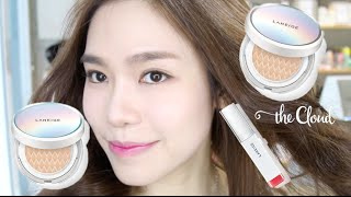 THE NO-MAKEUP MAKEUP LOOK | Laneige BB Cushion Whitening VS Pore Control 2016 Tutorial