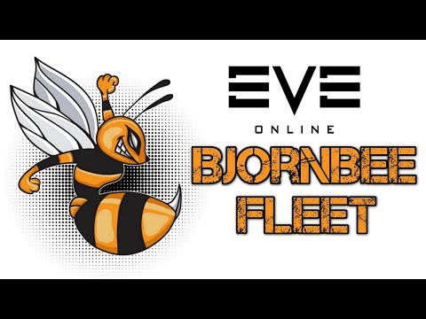 EVE Online PVP - BjornBee Fleet: Bloodbath In LXQ2