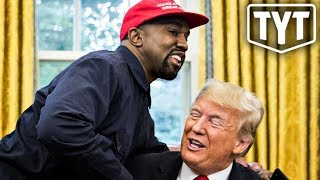 Trump And Kanye Are Pure Idiocracy