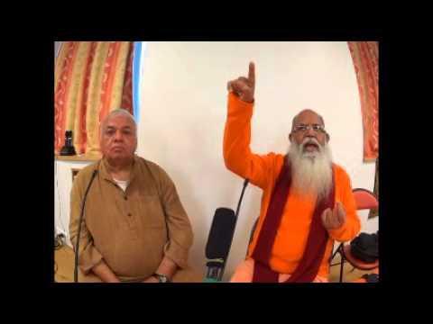 Living in Perfect Balance 3 of 5 (Meditation Retreat)@Nantes,France 2016 (E&F)03895 NR YTC