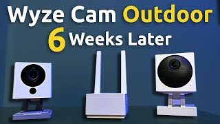 Wyze Cam Outdoor Review - Do The Batteries Last