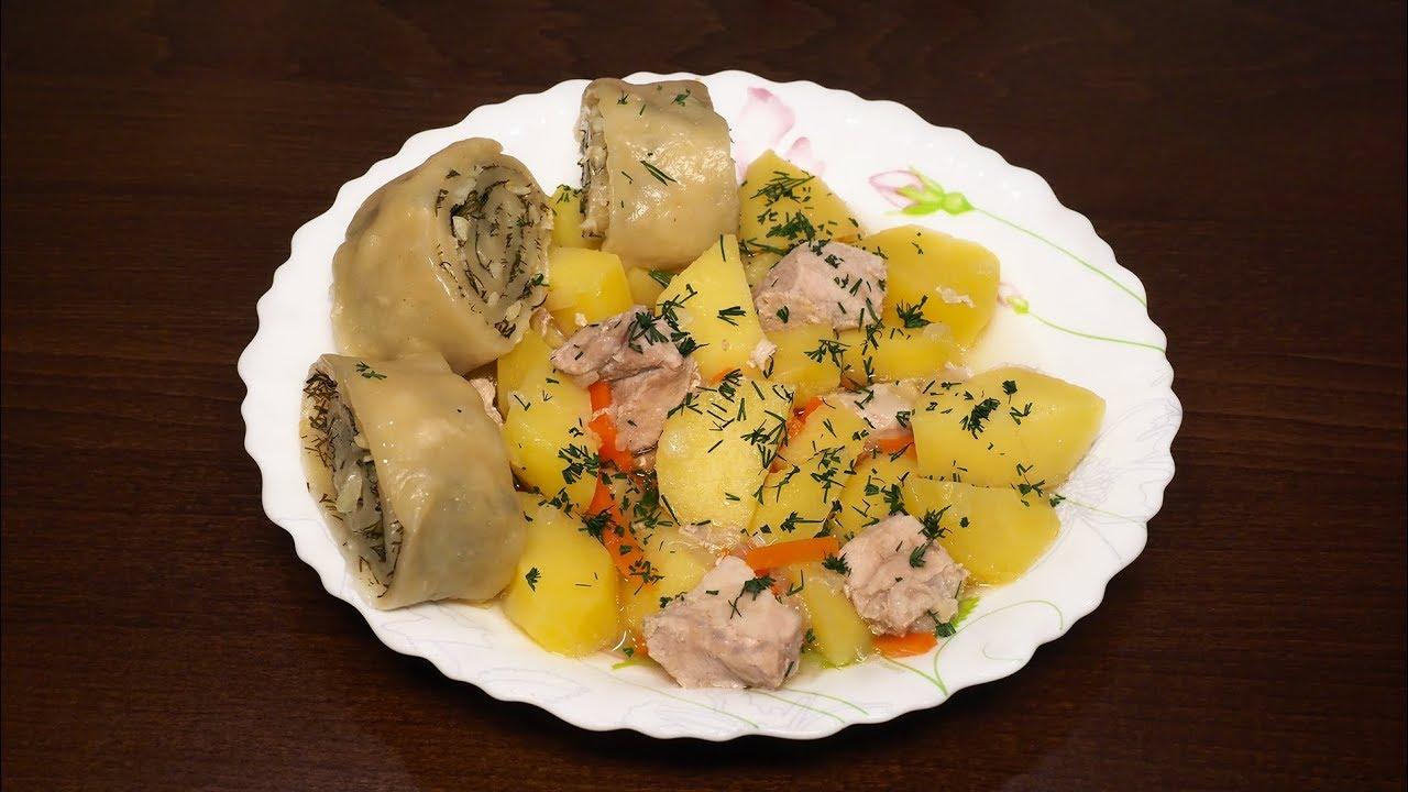 Блюда в мультиварке, простые рецепт с фото пошагово