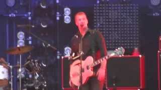 Queens of the Stone Age - No One Knows /live/ @ Sziget Festival 2014, Budapest, 12.08.2014