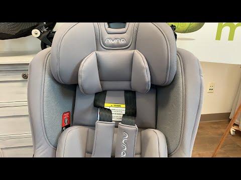 Nuna Rava Convertible Car Seat 2019 - Live - Full Review