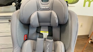 Nuna Rava Convertible Car Seat 2019 - Live - Full Review