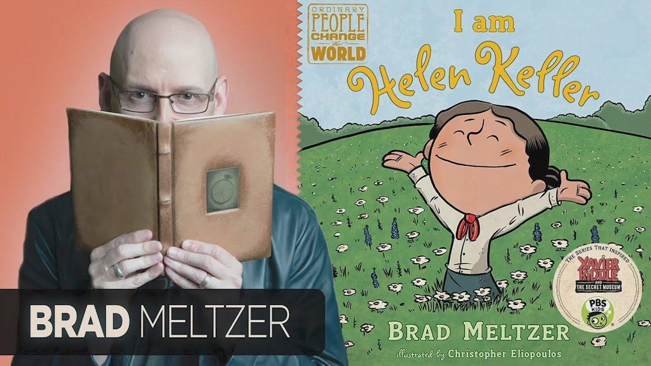Storytime with Brad Meltzer - I am Helen Keller | NEW Read-Along
