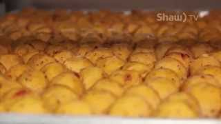 Otimo Cheese Puffs on Shaw TV