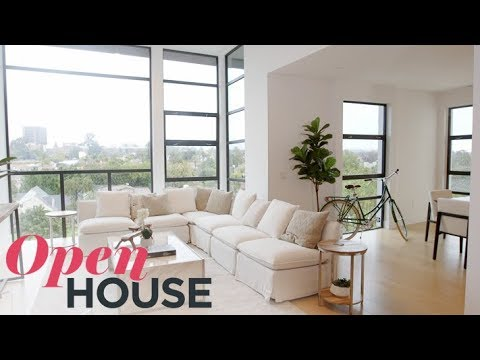 An Expansive Penthouse on Wilshire Boulevard | Open House TV