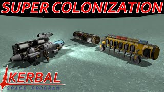 [18] Drilling & Production | Modded KSP : Super Colonization