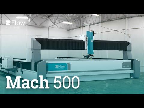 Flow Waterjet – The Flow MACH 500: Make More