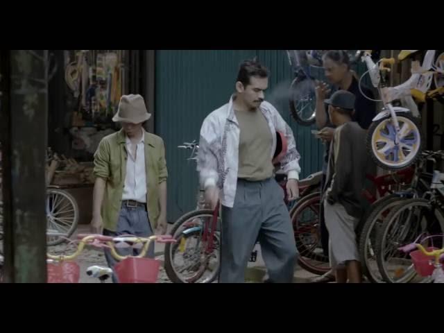 Istirahatlah Kata - Kata Official Trailer (2016) - Yosep Anggie Noen Film