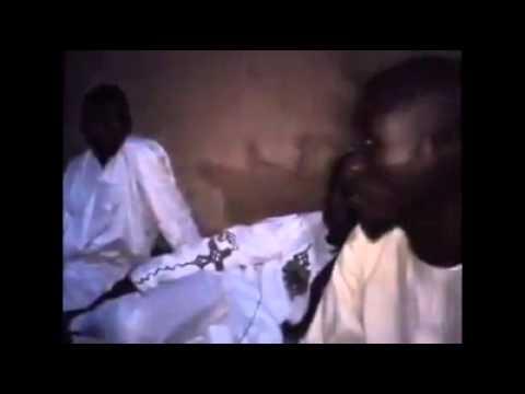 Müslüman bir Beyaz adam gören Afrikalı kardeşlerimizin tepkisi