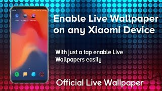 top 3 live wallpaper apps for miui 10 neon effect no root any xiaomi