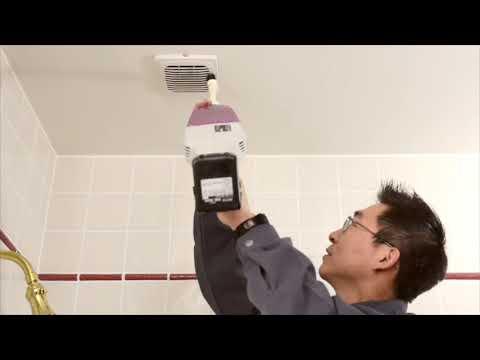 東急Re・デザイン 動画で見る住まいのメンテナンス 換気グリルの清掃
