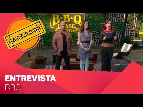 Entrevista BBQ - TV SOROCABA/SBT