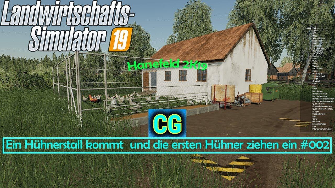 farming simulator 19 hühner kaufen