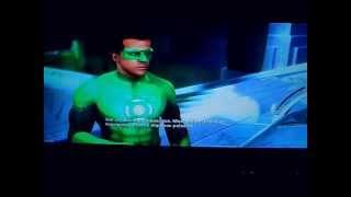 Lanterna Verde:A Ascensão dos Caçadores Cósmicos Gameplay Parte 1