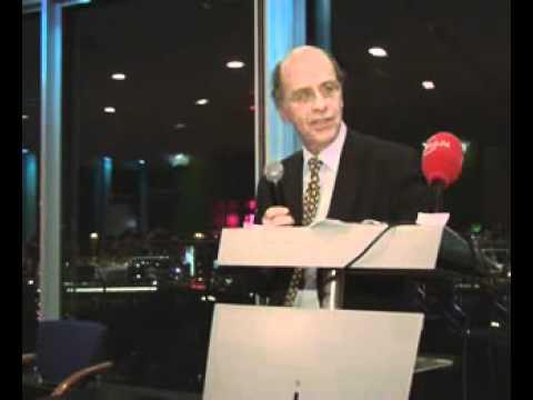 Fethullah Gülen Conference Rotterdam Reception: Ton Notten