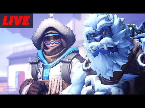 Overwatch Winter Wonderland Event Update