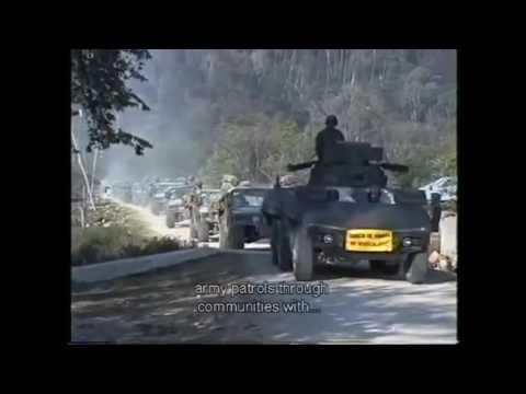 Chiapas War.
