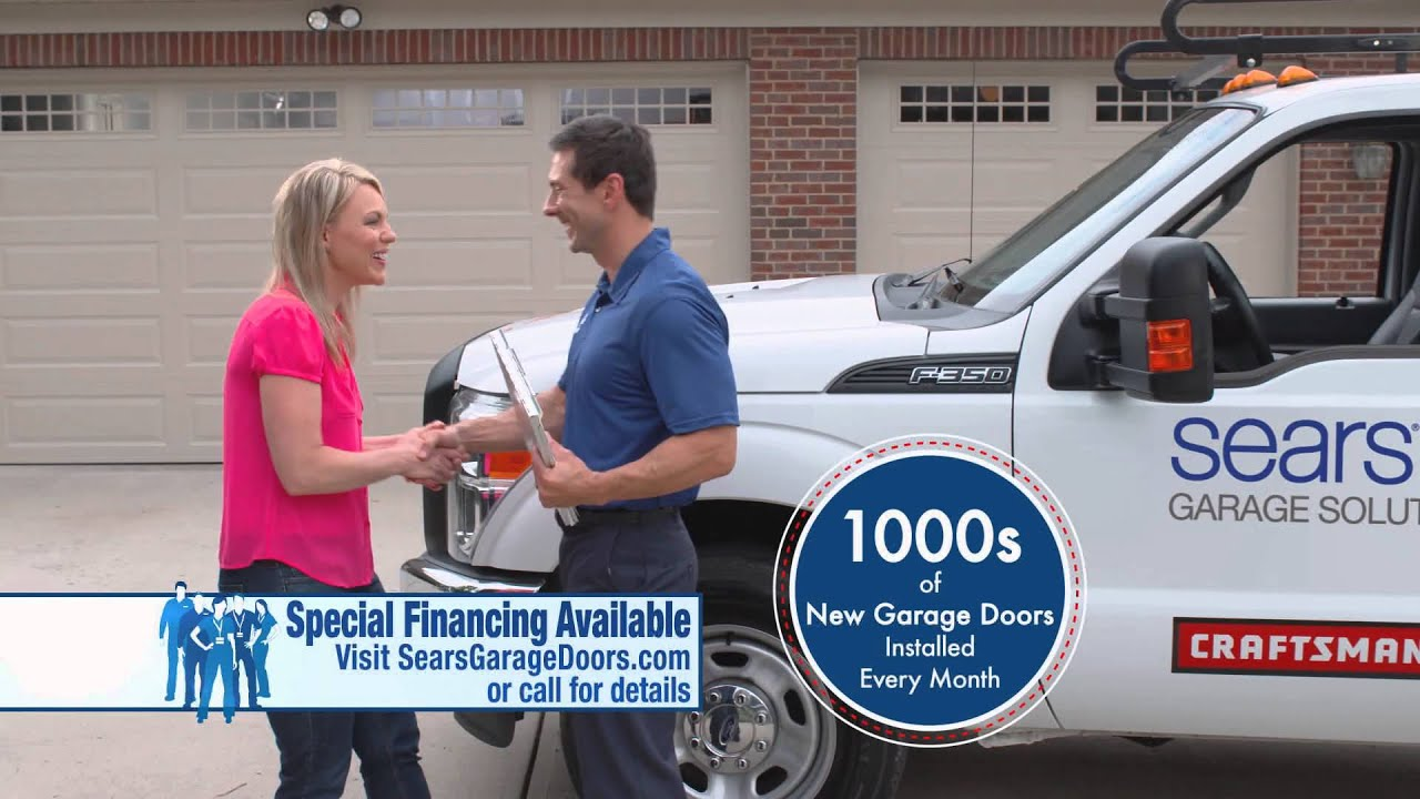 Garage Door Openers Repairs And Replacement Sears Garage
