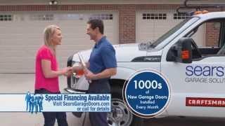 garage door openers repairs and replacement sears garage solutions