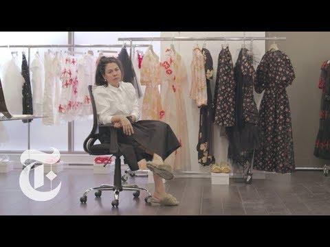Inside Simone Rocha's All-Female Fashion House   In The Studio