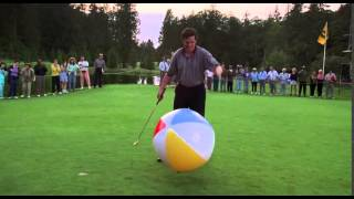 Happy Gilmore - This is golf, not a rock concert