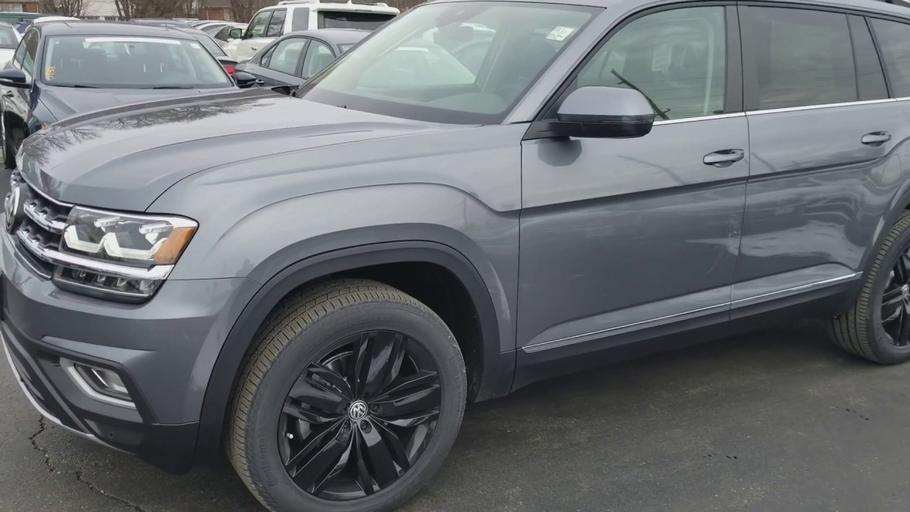 vw atlas sel  motion    mejado wheels youtube