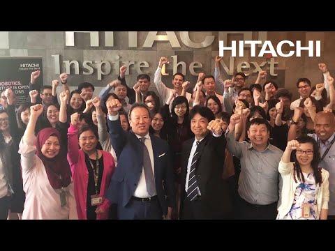 """I am Hitachi from around the world"" 総集編 - 日立"