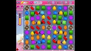 Candy Crush Saga Level 878 no Booster