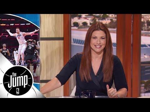 Rachel Nichols: The NBA is better than Netflix | The Jump | ESPN