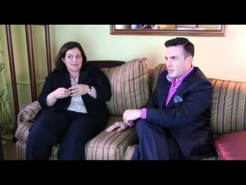Charlie Rubio entrevista a Carole Forestier